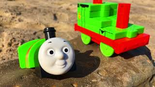 Thomas and Friends Toy Trains Percy Disney Cars Toys Egg Surprise Thomas y sus Amigos