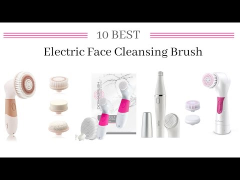 10 Best Electric Face Cleansing Brush In India With Price 2018 I