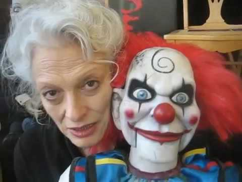 Judith Roberts Star Of Dead Silence Representing Nightmare Puppets Son Of Monsterpalooza Youtube