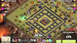 Clash Of Clans - Me 3 Starring Ben