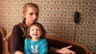 Пусть мама докажет, пусть мама найдет(Молодая мама Любовь Егорова в один момент лишилась почти всех декретных выплат: через Сбербанк-Онлайн моше..., 2013-04-21T22:36:37.000Z)