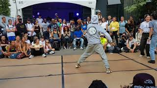 IBE 2018 - Preselection B-Girl Battle 002