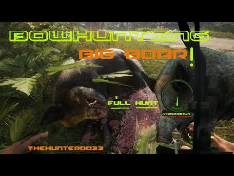 CALL OF THE WILD!! *Calling Wild Boars* THEHUNTER 2017