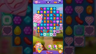 Candy Crush FRIENDS Saga level 47 no boosters