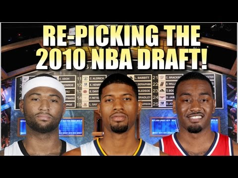 Re-Picking the 2010 NBA Draft!