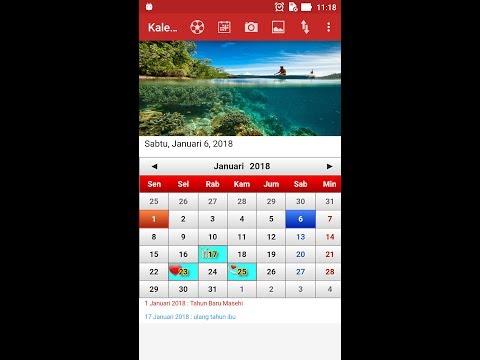 Indonesia Calendar Apps On Google Play