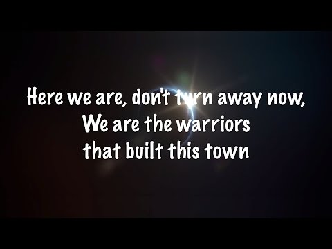 Imagine Dragons - Warriors (Lyrics)