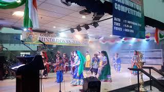 Hindi Diwas Celebration 2018