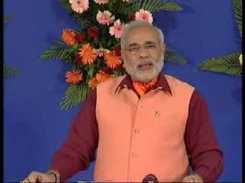 CM, Narendra Modi's Speech USA Video Conference 4/4
