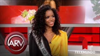 Clauvid Daly Representará Con Orgullo A República Dominicana En Miss Universo 2019 | Telemundo