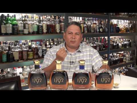1792 Limited Edition Bourbons Reviewed (Sweet Wheat, Port Finish, Single Barrel & Full Proof)
