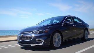 2016 Chevy Malibu - Review and Road Test