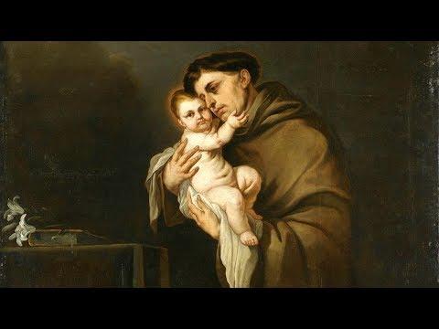 St. Anthony Of Padua HD