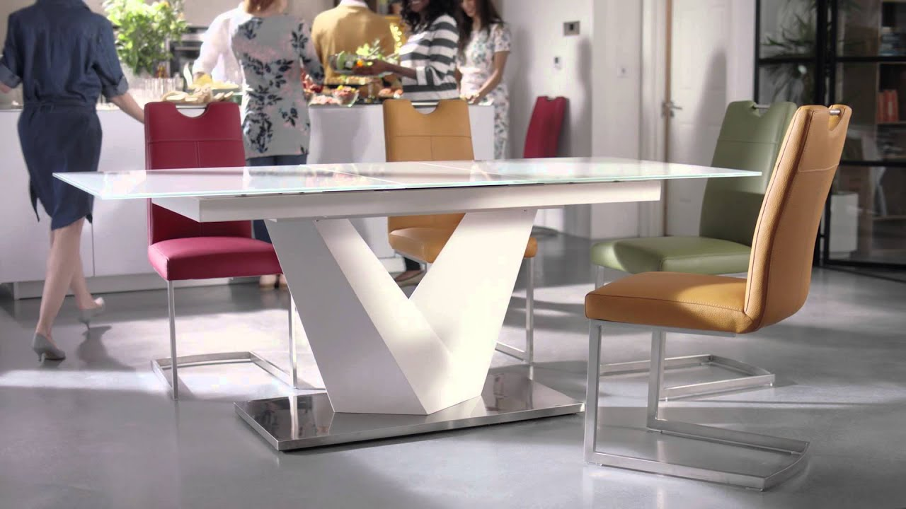 Furniture Village Advert 2016 furniture village tv campaign - habufa panama dining table - youtube