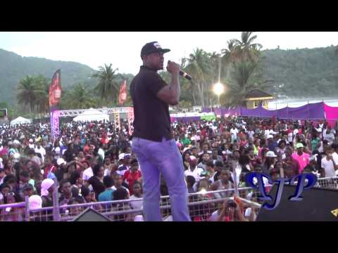 Beach Ah Rama 2015 (Mr Vegas LIVE In Trinidad)
