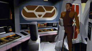 Star Trek DS9 Harbinger LP - Part 1