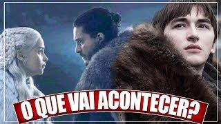 ANALISANDO O PREVIEW DO 3° EPISÓDIO DA 8ª TEMPORADA DE GAME OF THRONES!