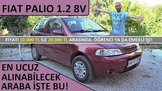 FIAT  PALIO  VAN 1.2 8V (2003) SATIN ALINABİLECEK EN UCUZ ELİ YÜZÜ DÜZGÜN ARABA!
