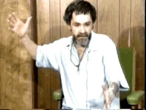 Charles Manson on anarcho-primitivism (by proxy)
