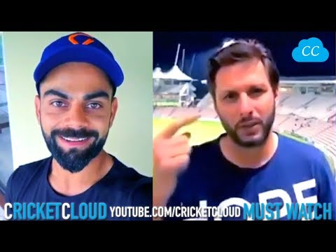 Thumbnail: VIRAT Kohli AFRIDI & SACHIN's MESSAGE on Independence Day !!