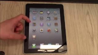 Ретро обзор самый первый iPad