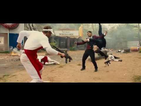 Download Kingsman the Golden Circle (2017) - Popyland Fight Scene - HD