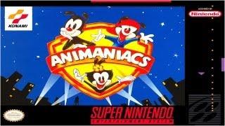 Assopra Fitas! - Animaniacs, o desenho e a versão do Super Nintendo!