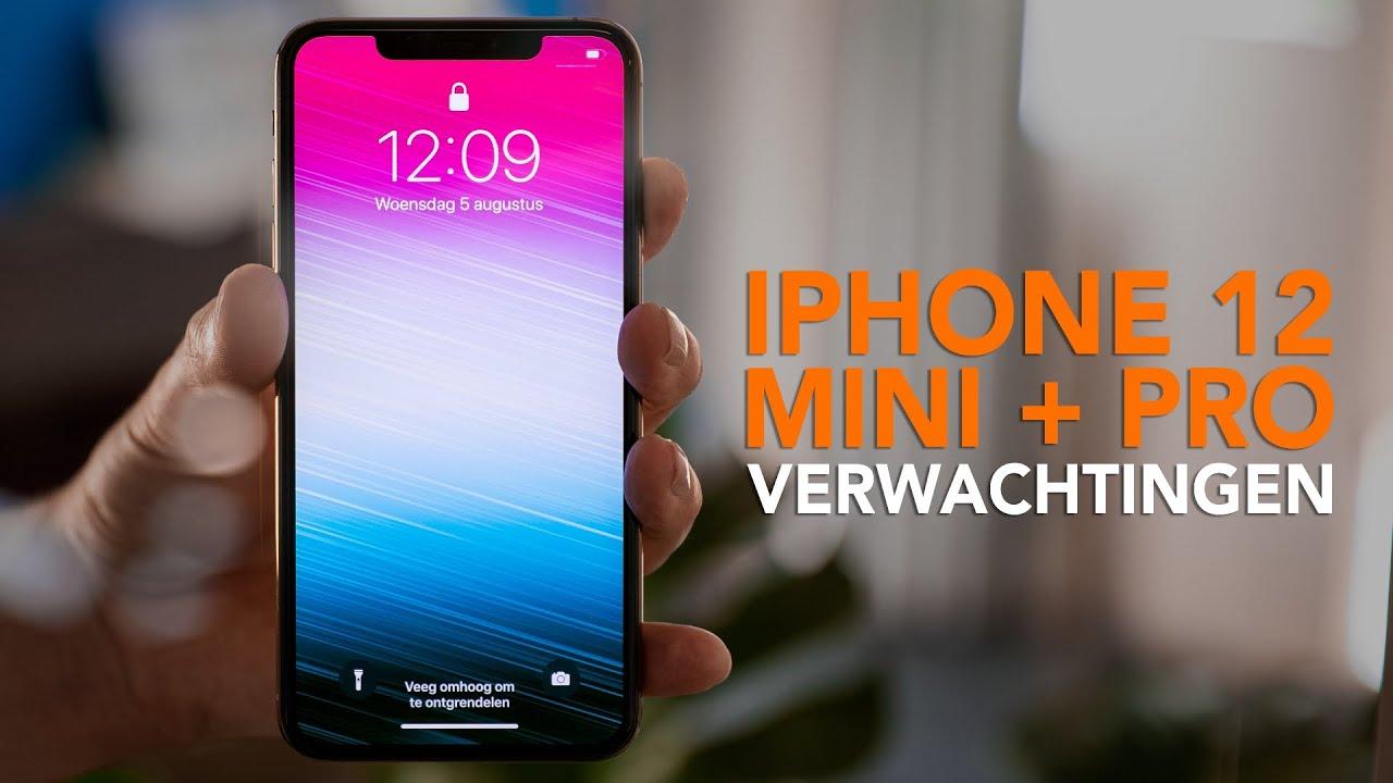 iPhone 12 Pro (Max) en iPhone 12 mini: onze verwachtingen voor de beste en kleinste iPhones