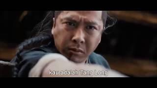 Intense battle between Donnie Yen VS Kara Hui in Wu Xia aka. Dragon (2011)