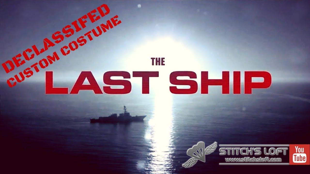 Download THE LAST SHIP Custom Costume by Stitch's Loft