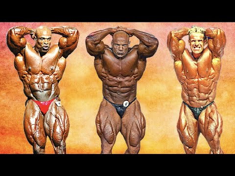 How does BIG RAMY stack up next to other MASS MONSTER Mr Olympias???