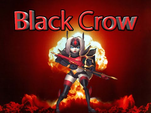 Lords Mobile Hiring Black Crow