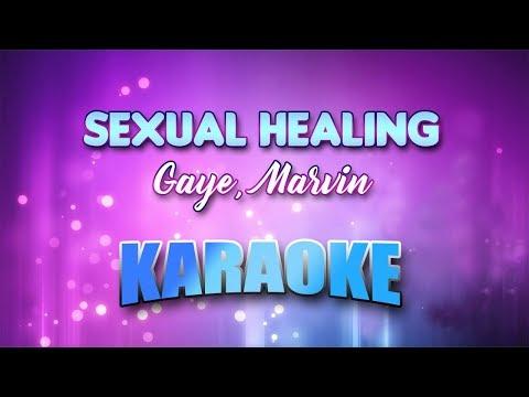 Gaye, Marvin - Sexual Healing (Karaoke version with Lyrics)
