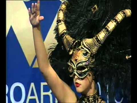 "Show ""Lux`Or"". XX armsport championship of Europe 2010 (THE SECRETS OF THE VENETIAN COURT)"