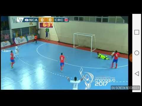 Gol de Nicaragua vs Costa Rica.