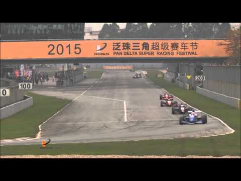Asia Formula Renault TV - Round 2- 22 March, 2015