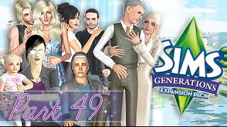 Let's Play: The Sims 3 Generations - {Part 49} Unexpected Visitor.