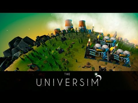 The Universim Game Trailer |