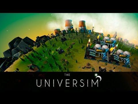 The Universim Game Trailer |