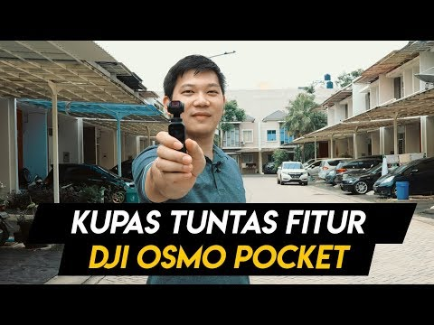 Review DJI Osmo Pocket