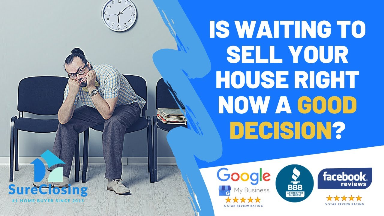4 Cons in Waiting To Sell Your House – What Will It Cost You?