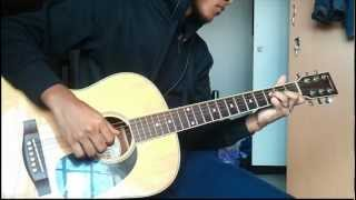 Taylor Swift ''Safe and Sound'' (guitar cover) intro with no capo