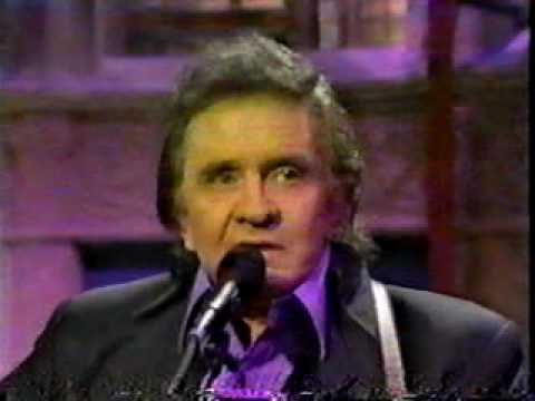 Johnny Cash @ David Letterman,