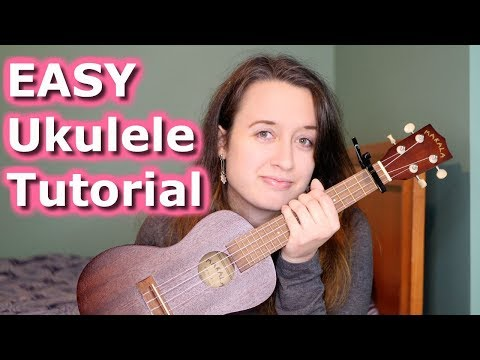 Alessia Cara - Not Today || Easy Ukulele Tutorial with Chords!