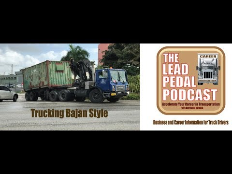 Trucking in Barbados-Regulated or Not?