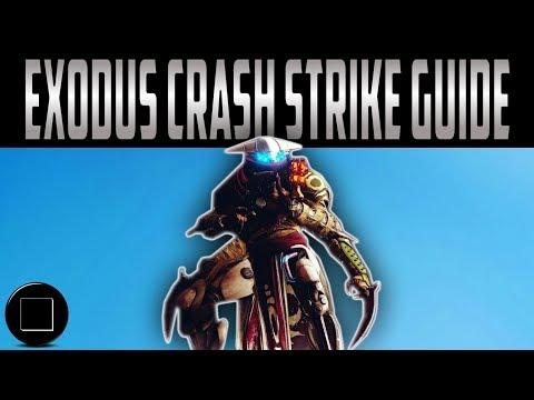 Destiny 2 - Exodus Crash Strike Guide