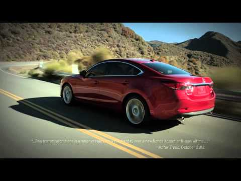 2014 Mazda6 — Walkaround Grand Touring Summer | Mazda USA