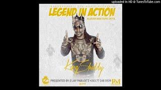 KING SHADDY_-_LEGEND IN ACTION ALBUM MIXTAPE 2K19 XCLUSIVE