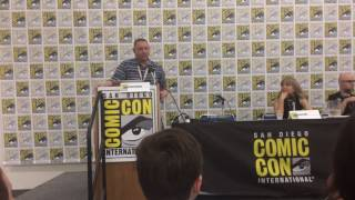 SDCC 2017 Dark Horse The Legend of Korra Panel