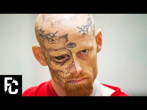 10 SHOCKING Face TATTOOS You WOnt Believe Exist | LIST KING